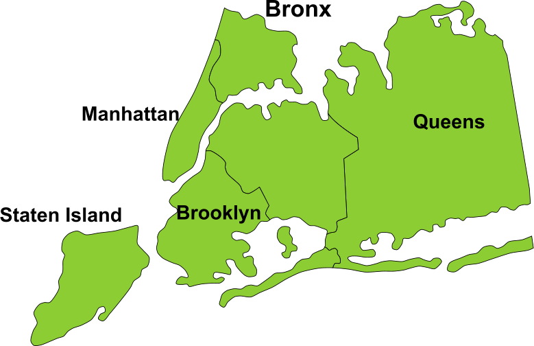 Counties in New York